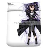 New Kirito Kasuto Kirigaya - Sword Art Online 2 Japanese Anime Bed Sheet with Pillow Covers Blanket 13
