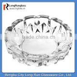 LongRun 2014 China new products office glassware elegant design glass ashtray with high quality