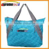 2015 China wholesale tote pouch shopping folding bags
