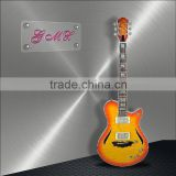 High Quality F Hole Jazz style Electric Guitar