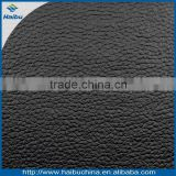 black lychee grain artificial leather for car seat cover