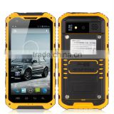 4.3 inch A9 waterproof phone with Android 4.2 .OS NFC Function dustproof shockproof waterproof A9 mobile