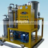 TYF Series Waste Phosphate Ester Fire -resistant Oil Recycling System/Remove 100% free water and 90% dissolved water