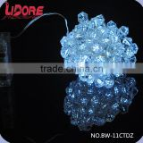 2015 LIDORE New Products Big Diamond Party Decorations Multi Color LED Flood Light fairy string light