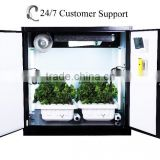 INQUIRY about Hydroponic Indoor Gardening System Home Growing Cabinet/Locker Tomato grow room