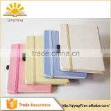 Promotional portable business or student journal paper hardcover notebook