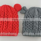 winter knit crazy hats for kids