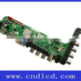 Universal Full HD 1080P TV Tuner Mother Main Board with eDP interface