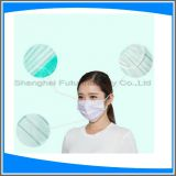 Disposable Nonwoven 3-ply Surgical Medical Face Mask with Ties or Earloop/ Doctor Surgical Masks with CE