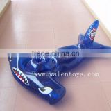 pool inflatable shark water toys