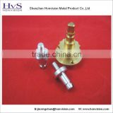 CNC Maching jumbo plastic or nylon nuts bolts screws