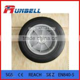 Chinese Supplier Bulk Wholesale Small Solid Rubber Wheel