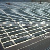 Screw Thread Welded Wire Mesh/Screw thread steel welded grating/Steel bar welded grating