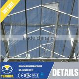 Multi Span Polycarbonate Sheet Greenhouse