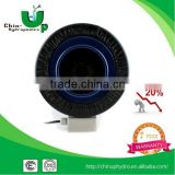 hydroponic stainless steel inline duct fan/ inline centrifugal blowers/ silent ventilator fan