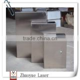 China supplier Europe Zinc/nickel/tin plated Sheet Metal Fabrication