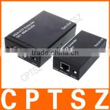 UTP VGA Audio/Video Extender - Black