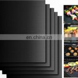 China factory micro oven safe using easy clean non-stick oven mat with fiber glass