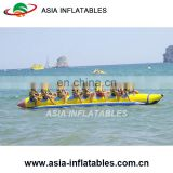 Inflatable Flying Fish Banana Boat / Water sports inflatable flying rafts/ Banana Boat for Water Play Equipment