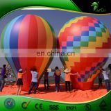 Outdoor Inflatable Hot Air Balloon Replica Lantern Inflatables PVC Helium Hot Air Balloon Toys Decor Party