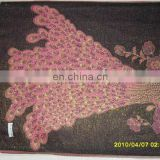 peacock jacquard pashmina shawl & scarf 70*180cm add 2*10cm fringe good quality