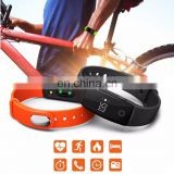 Heart Rate Monitor intelligent band TW64 Updated Pulse Measure Smart bracelet Sport Watch
