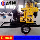 XYX-200 hydraulic walking water well drilling rig