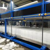 15T/day block ice machine for fish seafood freshness
