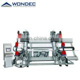 High Frequency Automatic Four Point Welding Machine CNC For UPVC Window and Door making
