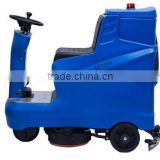 battery floor scrubber ride on with battery charger and brush                                                                                                         Supplier's Choice