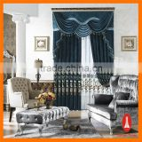 Curtain Times classic ready made velvet curtains with motorized curtain system                                                                         Quality Choice