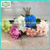 80cm new design high quality latex real touch hydrangea                                                                         Quality Choice