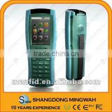 Android mobile 1d barcode handheld scanner with RFID Reader