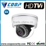 Support TVI 1080p cameras, 3.0MP IP cameras and older traditional analogue (CVBS) CCTV cameras TVI DVRs