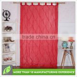 Top sale Factory wholesale red optical fiber curtain