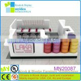 Manicure and pedicure factory directly selling nail bar kiosk for manicure