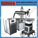 Nd : YAG Laser Deposit Welding Machine Price for Titanium Injection Mold and Tool Repair