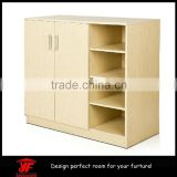 Multifunction book cupboard baby cloth cupboard