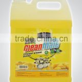 Clean Mate Dishwashing Liquid (Lemon)