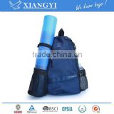 Yoga multi purpose crossbody sling back pack outdoor sports bag