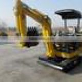 Parker Hydraulic system CT8-7BS bigger 60KW Japan gasoline power earth moving machinery crawler excavators