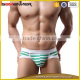 Mature adult 100% cotton low waist sexy design your own underwear men                                                                         Quality Choice