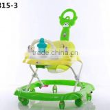 2016 hot shape comfortable seat baby walker/ fantastic design baby walker/baby walker bike with best price