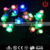 RG+RB Puffer Ball led christmas tree lights 110/220v