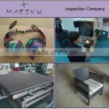 services/products/during production inspection/pre shipment inspection/container inspection/fabric inspection service