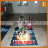 Custom Good Quality Full Colour Print Anti Slip Scratch Resistant Custom Floor Decals                                                                         Quality Choice