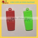 Hot selling plastic bird whistle