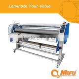 Full-auto laminator machine Mefu MF1700-A1+ Patented feeding and film roll system hot and cold laminator machine