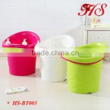 Multifunctional portable kids plastic bathtub baby bath bucket baby bath tub price with music