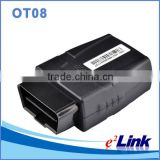 cheapest smart OBD gps tracker got08 with back-up battery shock alarm